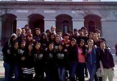 Gov Team goes to Washington, D.C.