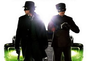 Movie: 'The Green Hornet' is a different superhero flick