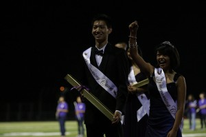 New system implemented for Homecoming Court