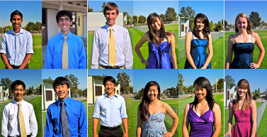 Homecoming court voices opinion