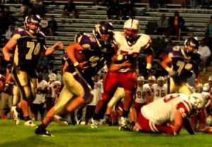 D-line key yet again in 24-0 Homecoming victory