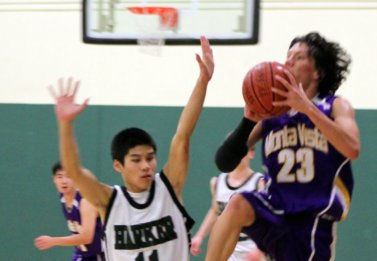 PHOTO GALLERY: Boys basketball lose to Harker