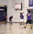 Intramural basketball championship