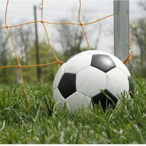 Varsity Boys Soccer ties with Gunn at home game