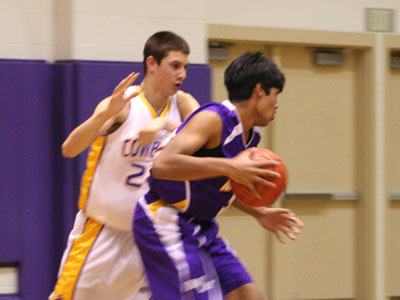 Varsity boys lose in second round of CCS