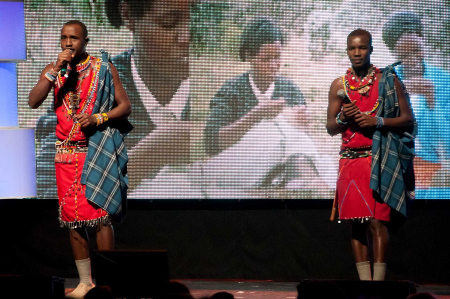 Kenyan warriors inspire social change among students