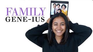 Family Gene-ius: FINAfrickinLLY