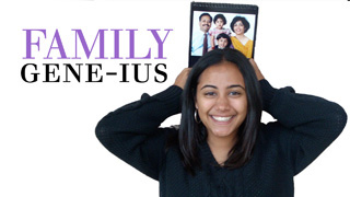Family Gene-ius: Family Reunions