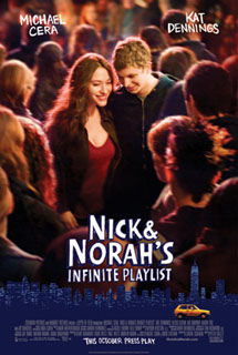 Nick and Norah compose the perfect mix