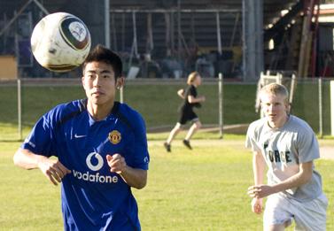 Varsity boys soccer has early season struggles