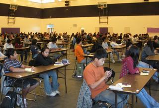 Standardized tests, no standard result
