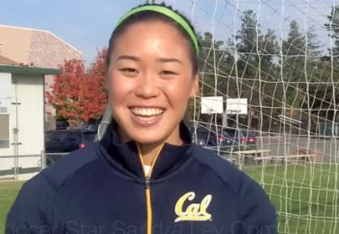 Soccer star Sandra Ley commits to Cal