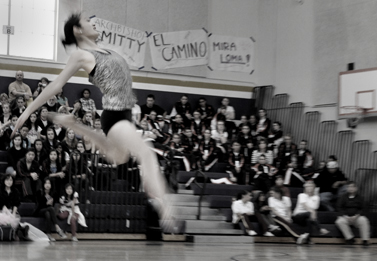 PHOTO GALLERY: Dance Team rocks Cal State Competition