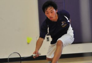 Badminton beats Gunn with close win