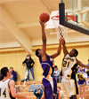 Boys basketball bounces back