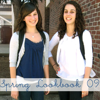 Spring Lookbook 2009