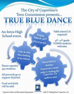 Feeling blue? Go dance!