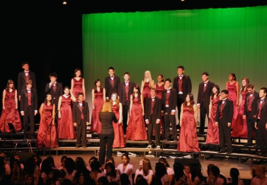 Choir concert takes audience around the world