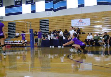 Girls volleyball loses to Vikings in CCS quarterfinals