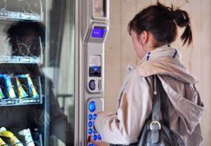 District installs vending machines as part of pilot program
