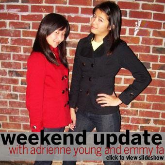 SLIDESHOW: It's Weekend Update