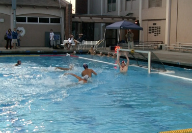 Boys water polo wins overtime thriller