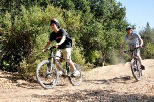 Going off the beaten path: An alternative sport biking experience
