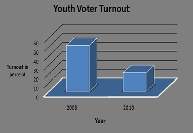 Youth turnout falls in Nov. 2 election