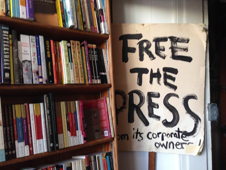 At City Lights bookstore in San Francisco, employees are passionate about preserving the paper book.