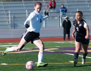 Game of the Week: Girls Soccer vs. Sacred Heart Prep