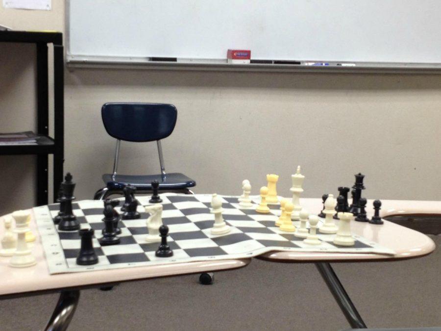 Battle on the board