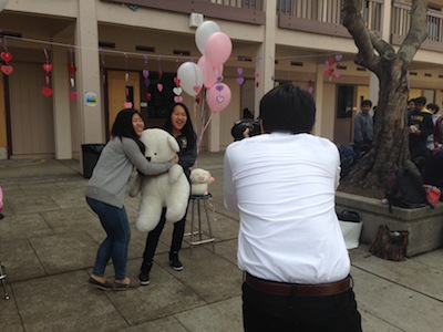 Leo Club spreads kindness with Share the Love week