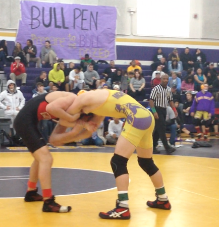 Wrestling: Team takes third in SCVAL finals on Feb. 15