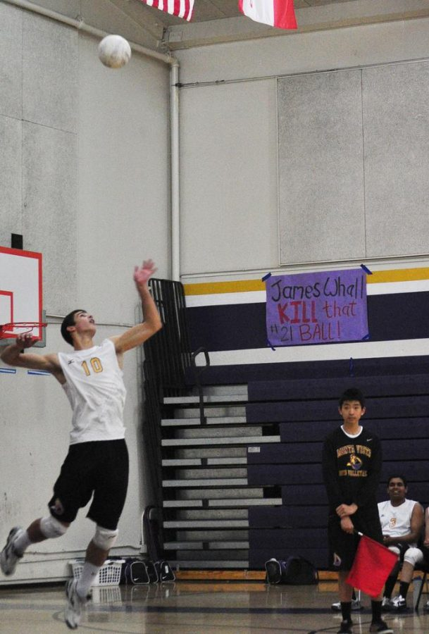 Game of the Week: Boys Volleyball vs. Mount Madonna