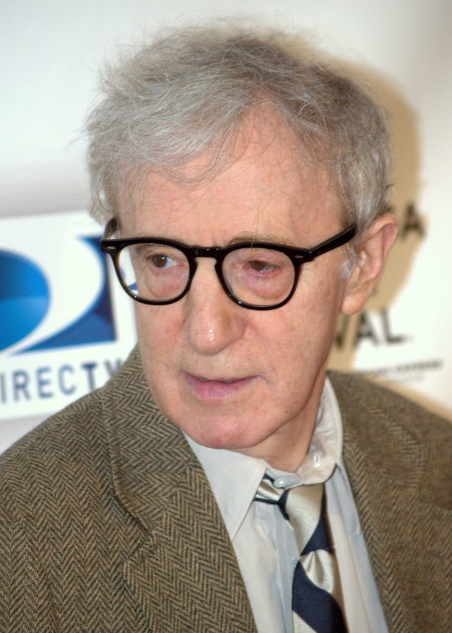 Woody Allen, who recently won a Lifetime Achievement award, was accused of sexually abusing his stepdaughter Dylan Farrow.