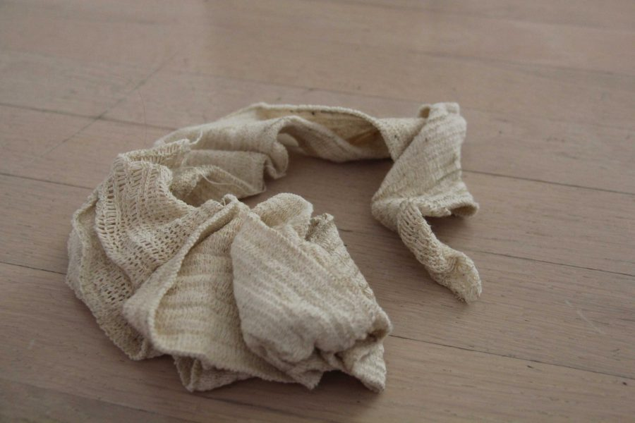 I use these to bind my breasts. Sometimes it hurts. Sometimes it doesnt, Doe said.
