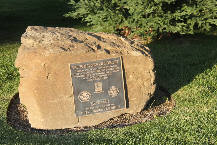 The Cupertino 9/11 memorial: Red mailboxes, falling stars and the vortex of forgetting