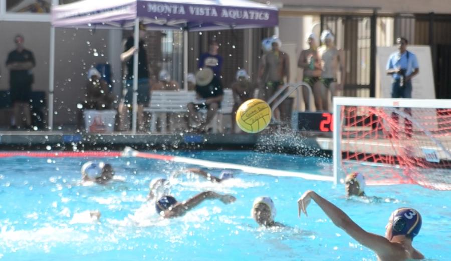 Boys Water Polo: Five memorable game GIFs