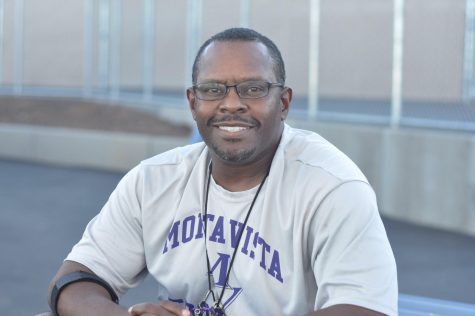 New coach joins the MVHS football team