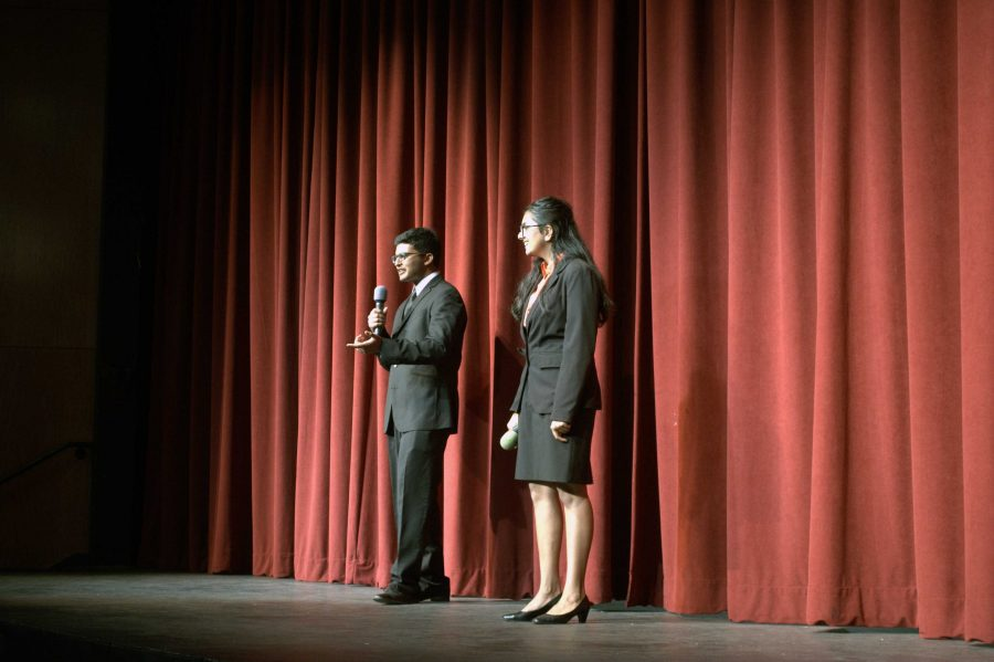 Q&A: Speech and Debate presidents discuss annual showcase and fundamentals of the club
