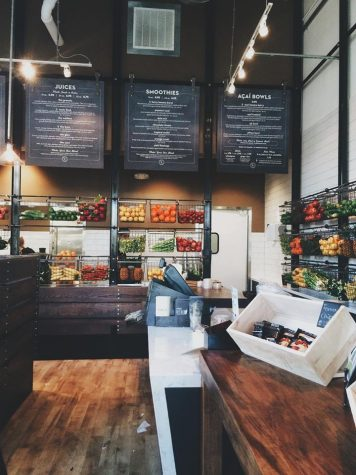 Food: Nékter juice bar