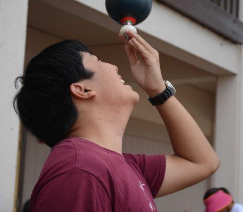 MVHS Chinese Club diabolo