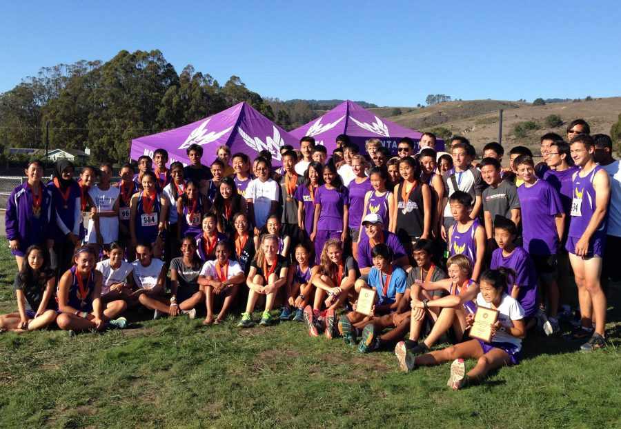 Cross Country: The team attacked the hills at the Artichoke Invitational