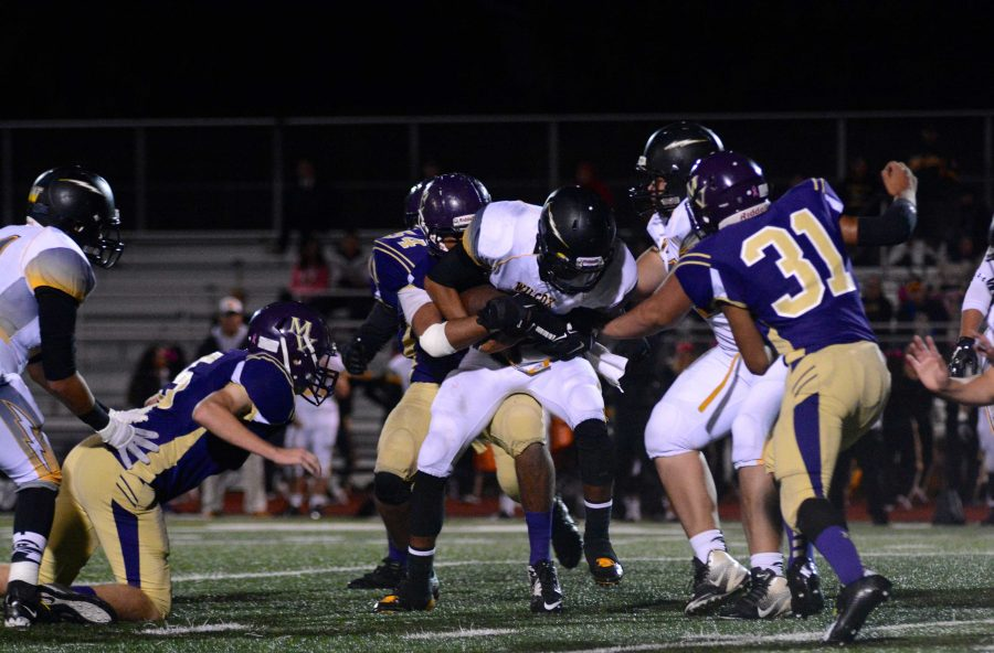PHOTO GALLERY: Football falls to Wilcox High School