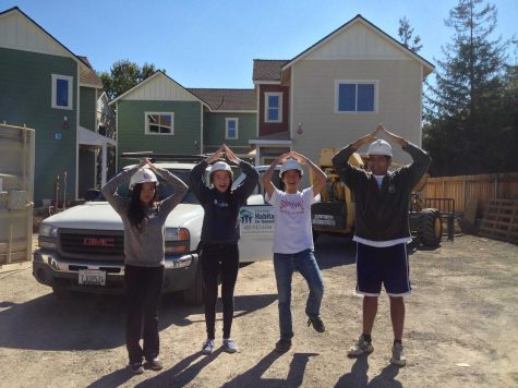 MVHS Habitat for Humanity admitted as official chapter
