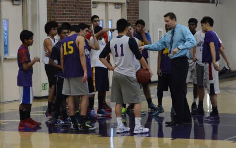 Live Broadcast: Boys Basketball vs. San Lorenzo Valley