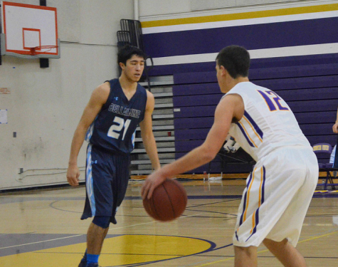 Live Broadcast: Boys Basketball vs. Saratoga HS
