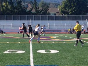 Girls soccer: Matadors hold off Wilcox Chargers, win 2-1