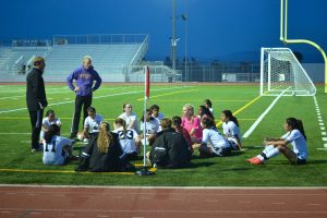 Girls soccer: Team falls to first-place Milpitas HS at Senior Night