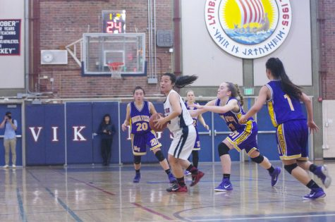 Girls basketball: Matadors unable to catch up to Lynbrook Vikings